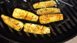 Grilled-Zucchini seasoned